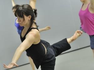 Sophie Mila Cours de danse jazz au centre des Arts vivants