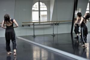 Sophie Milastage de danse jazz a l Elephant Paname 15 et 16 fevrier 2015