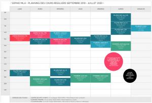 Planning sept 2019 2